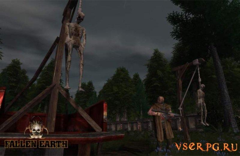 Fallen Earth screen 3