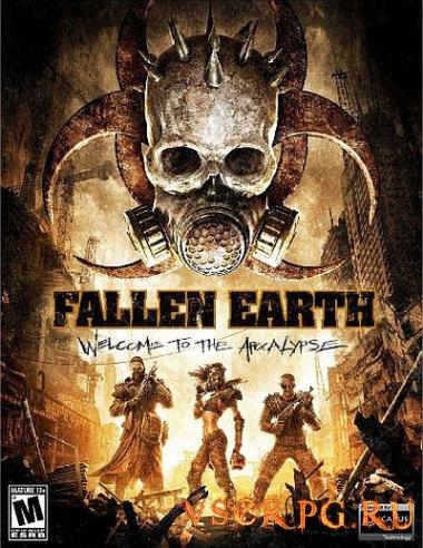 Постер игры Fallen Earth