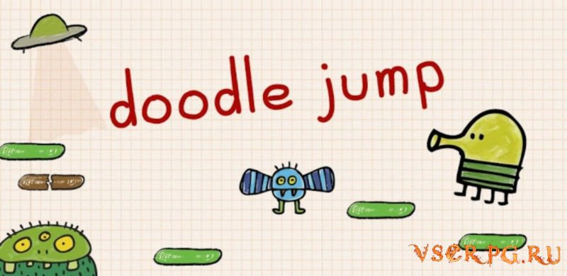 Doodle Jump для Android screen 2