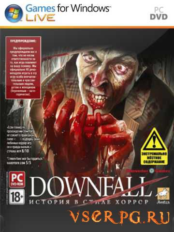 Постер игры Downfall