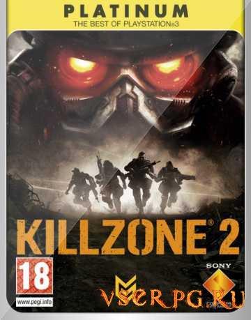 Постер игры Killzone 2