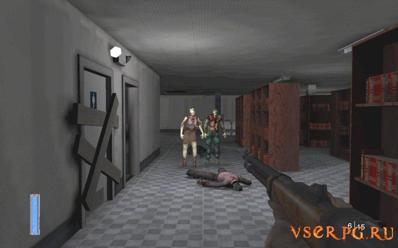 День зомби screen 1
