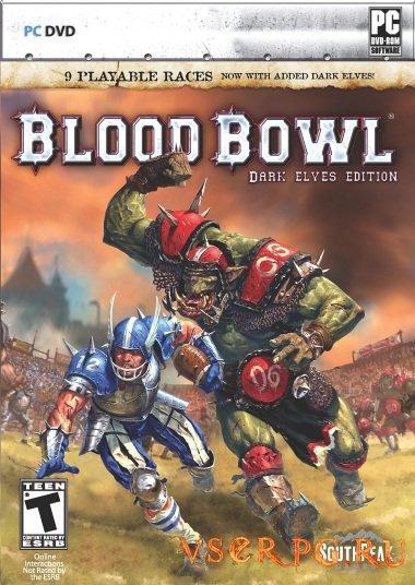 Постер игры Blood Bowl
