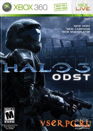 Постер игры Halo 3 ODST