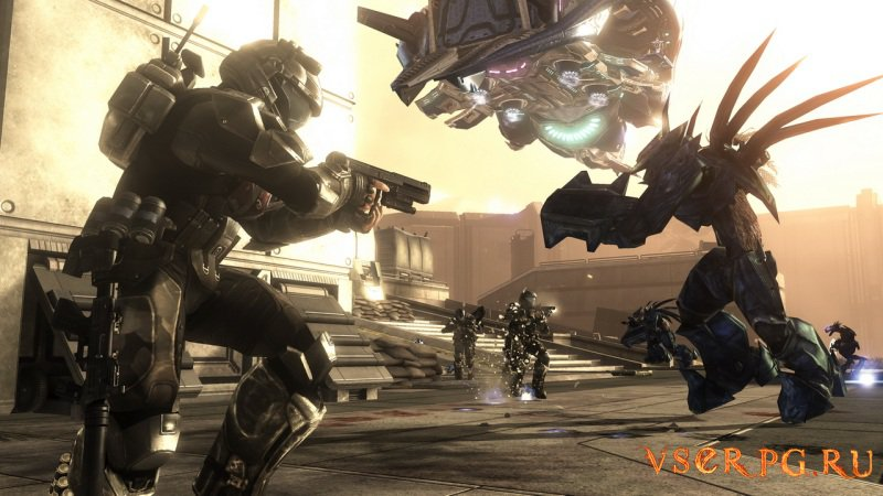 Halo 3 ODST screen 3