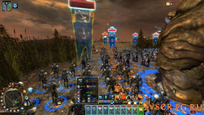 World of Battles screen 3