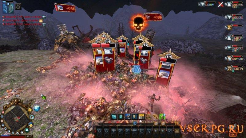 World of Battles screen 2