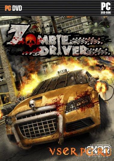 Постер игры Zombie Driver