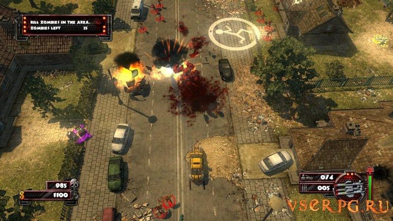 Zombie Driver screen 3