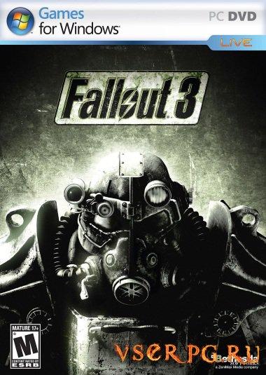 Постер игры Fallout 3