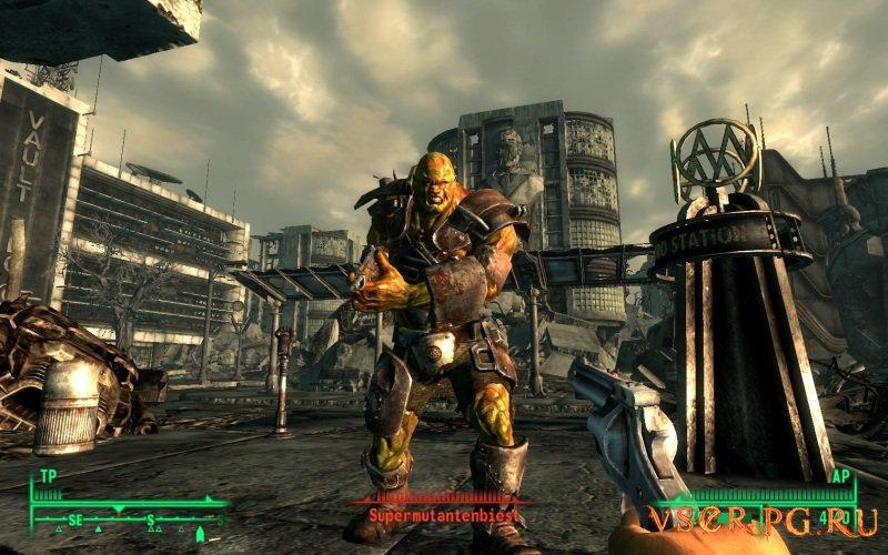 Fallout 3 screen 1