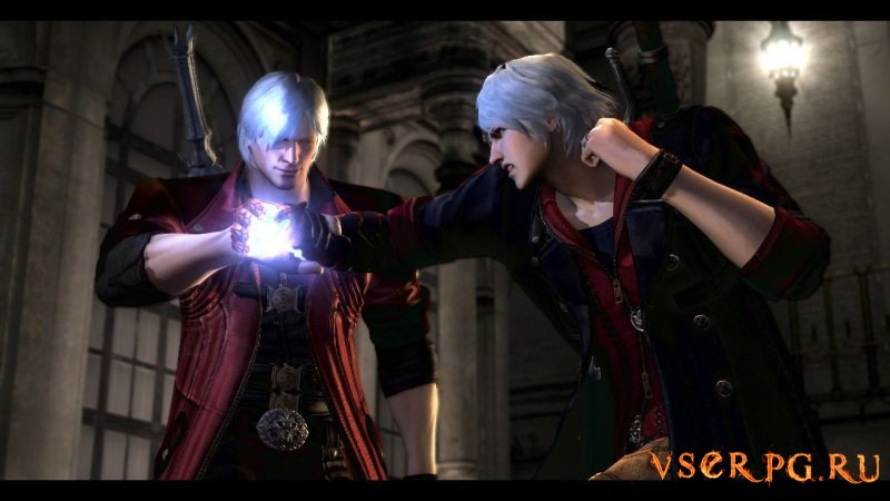 Devil May Cry 4 screen 3