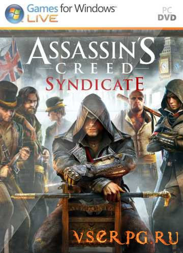 Постер игры Assassins Creed Syndicate