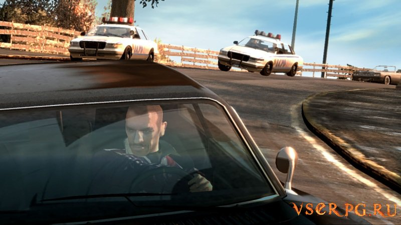 GTA 4 PC screen 2