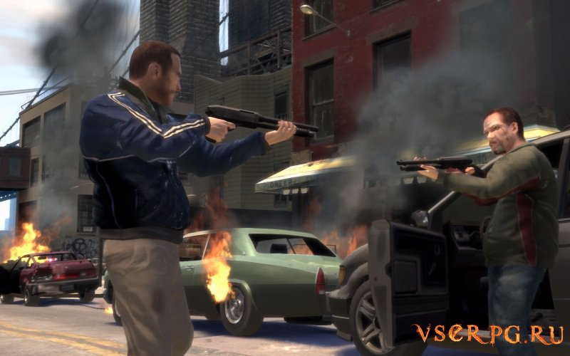 GTA 4 PC screen 1
