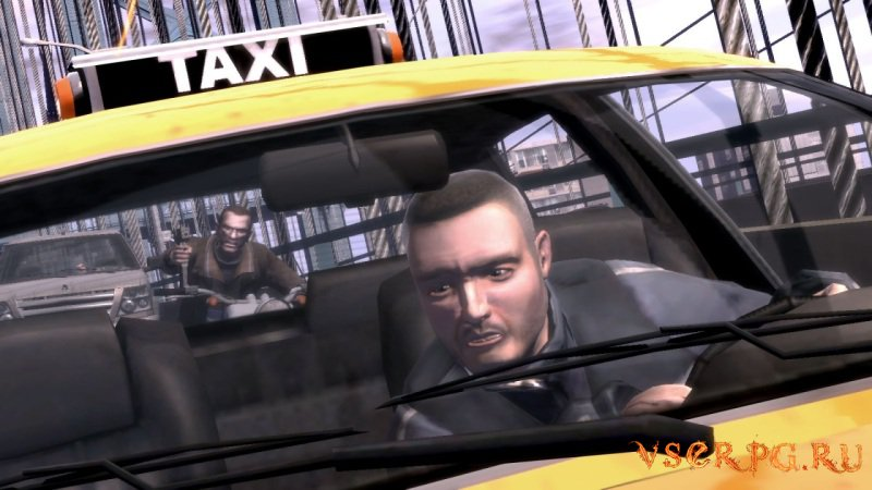 GTA 4 PS3 screen 2