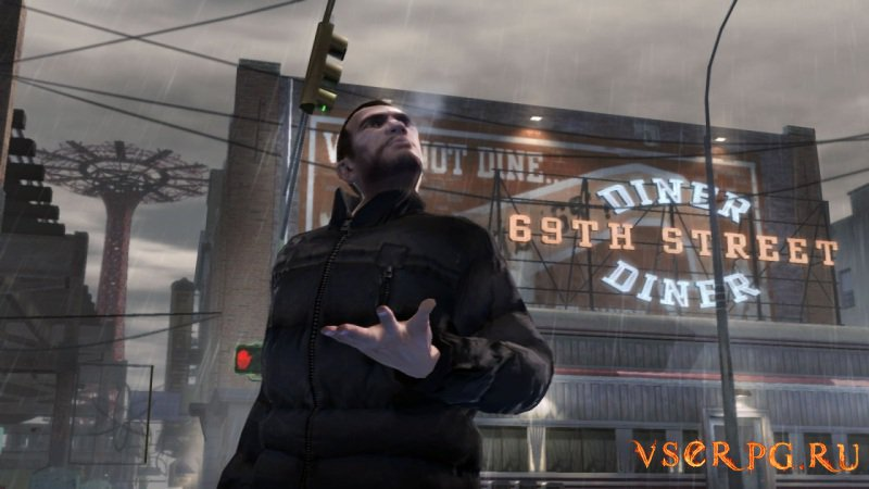 GTA 4 PS3 screen 1