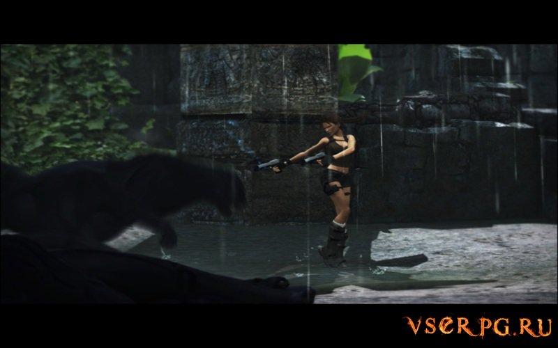 Tomb Raider Underworld screen 1