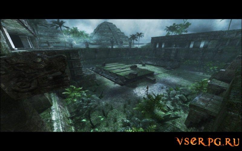 Tomb Raider Underworld screen 2