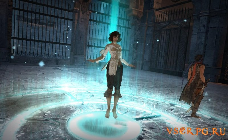 Prince of Persia (2008) screen 1
