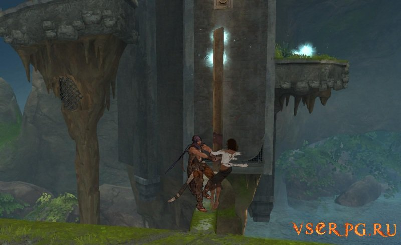 Prince of Persia (2008) screen 3