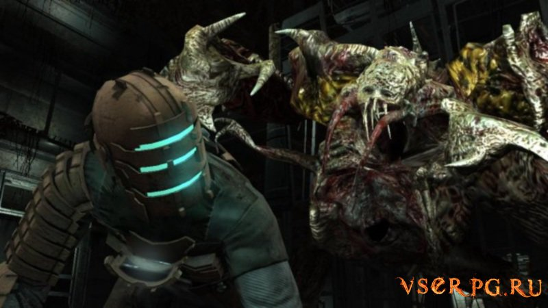 Dead Space screen 3