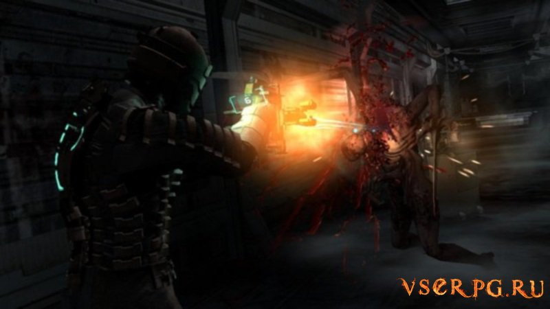 Dead Space screen 2