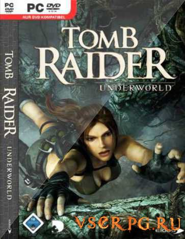 Постер Tomb Raider Underworld