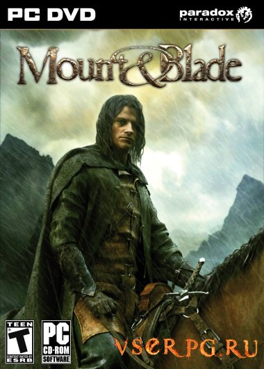 Постер игры Mount & Blade