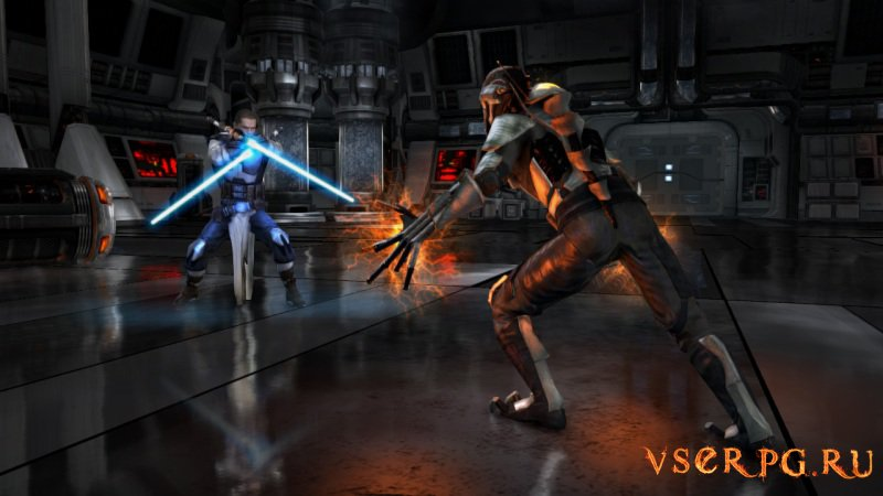 Star Wars: The Force Unleashed screen 1