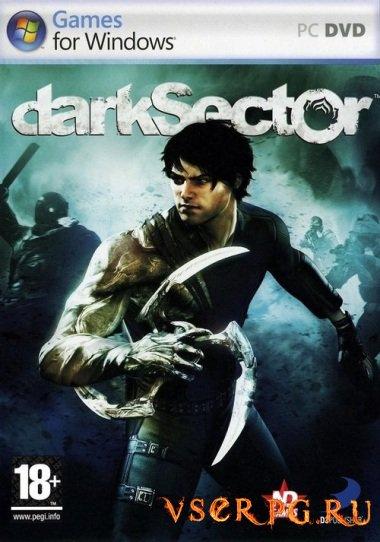 Постер игры Dark Sector