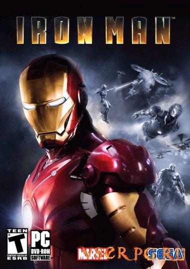 Постер игры Iron Man