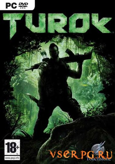 Постер игры Turok (Турок)