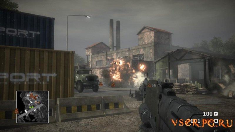 Battlefield Bad Company screen 2