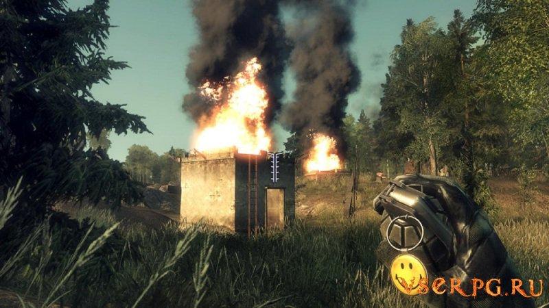 Battlefield Bad Company screen 1