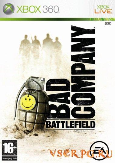 Постер игры Battlefield Bad Company
