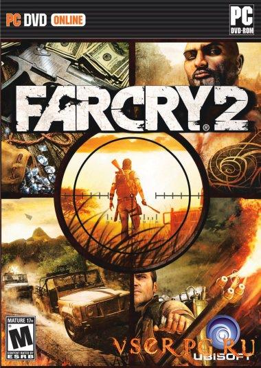 Постер игры Far Cry 2