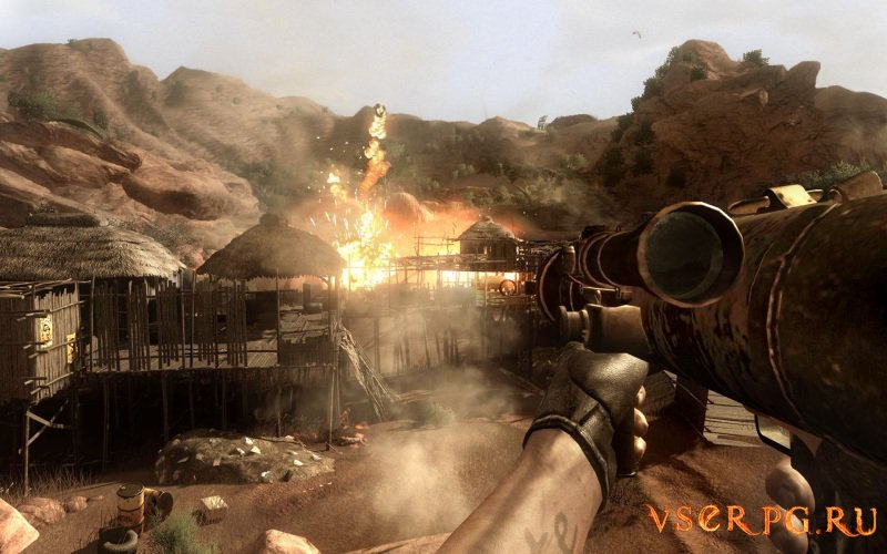 Far Cry 2 screen 2