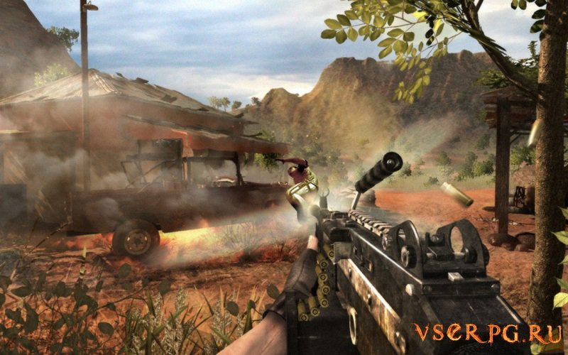 Far Cry 2 screen 3