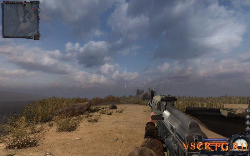 Stalker Clear Sky screen 2