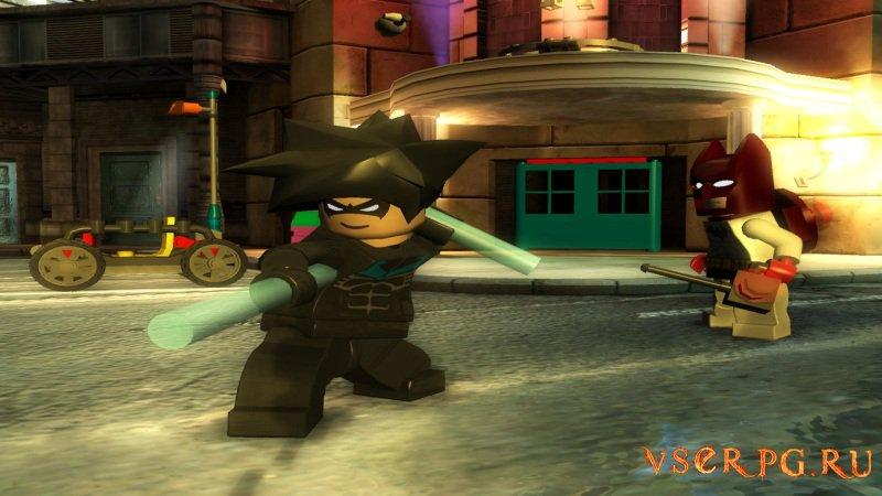 Лего Бэтмен screen 3