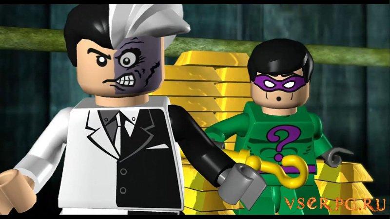 Лего Бэтмен screen 1