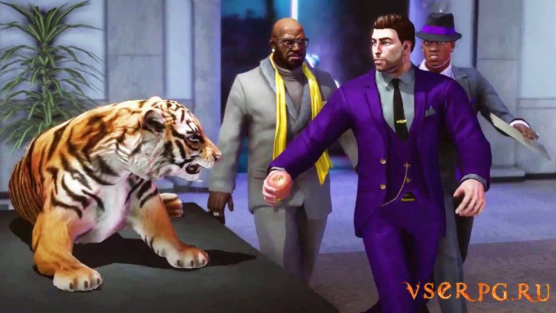 Saints Row IV: Re-Elected [PS4] screen 3