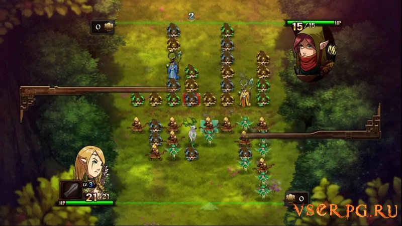 Might and Magic: Clash of Heroes screen 2