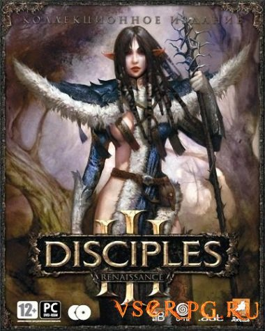 Постер игры Disciples 3: Renaissance
