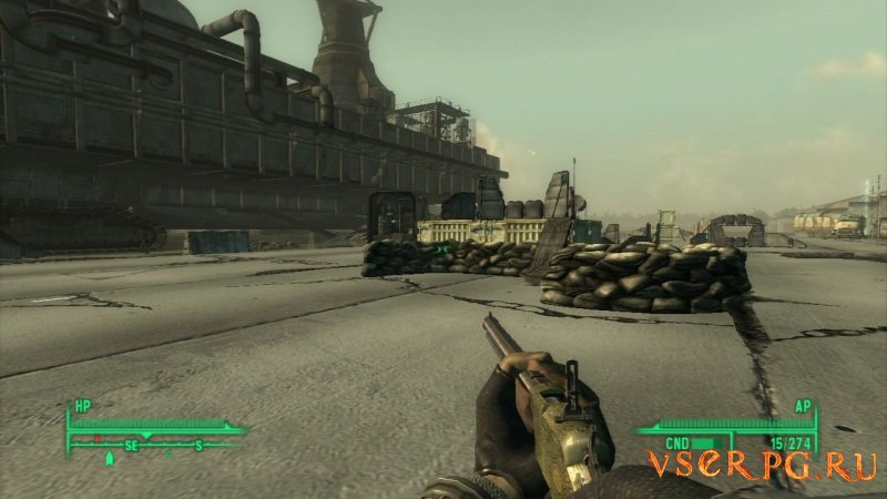 Fallout 3: Broken Steel screen 1