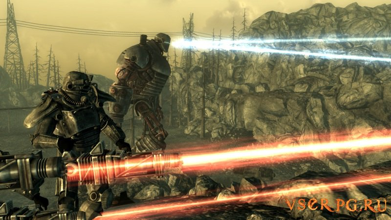 Fallout 3: Broken Steel screen 2