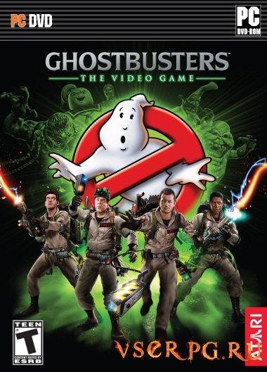 Постер игры Ghostbusters