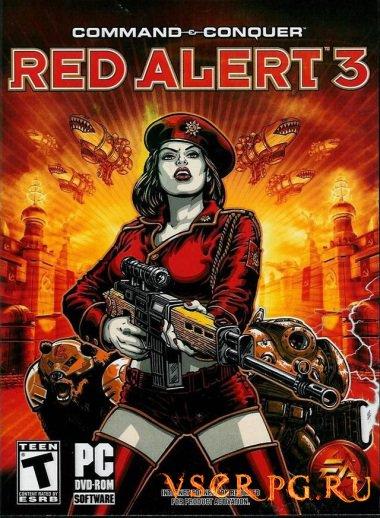 Постер игры Red Alert 3 Uprising