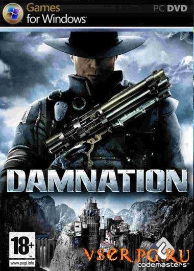 Постер игры Damnation